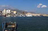 Ierapetra city at Crete island in Greece — Stock Photo