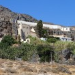 Monastery of Kapsa at Crete island in Greece — Stock Photo