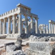 Temple of AphaeAthinat Aeginisland in Greece. — Stock Photo #12931392
