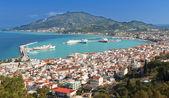Zakynthos island at the ionian sea in Greece — Stock Photo