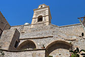 Monastery of Toplou at Crete island in Greece — Stock Photo