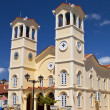 Church at Kefalonia island in Greece — Stock Photo