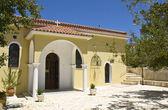 Monastery at Ithaki island in Greece — Stock Photo