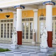 Achilleion palace at Corfu island in Greece — Stock Photo #12999834