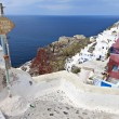 Santorini island in Greece — Stock Photo #13032718