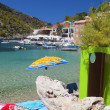 Village of Assos at Kefaloniisland in Greece — Stock Photo #13041475