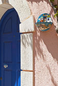 Traditional house at Kefalonia island in Greece — Foto de Stock
