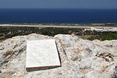 île de céphalonie en grèce. — Photo