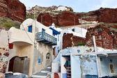 在希腊的圣托里尼岛 — 图库照片