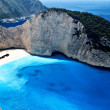 Stock Photo: Scenic beach in Greece