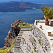 santorini island in greece — Stock Photo #13119744