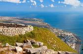 Isola di santorini in grecia — Foto Stock