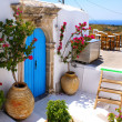 Stock Photo: Greek traditional house located at Kithirisland