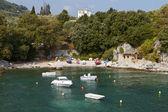 Damouchari baia a pelion, Grecia — Foto Stock