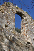 Mystras historical area at Sparta, Greece — Stock Photo