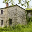 Old stone house at Skotino village of Greece — Stock Photo