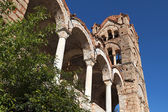 Monastery of Pantanassa at Mystras in Greece — Stock Photo