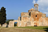 Niokastro castle område vid pylos på Peloponnesos i Grekland — Stockfoto