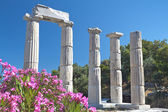 Temple of the Great Gods at Samothraki island in Greece — Stock Photo
