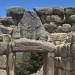 Ancient Mycenae, Peloponnesus, Greece — Stock Photo