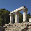 Постер, плакат: Ancient Corinth site at Peloponnesus Greece
