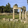 Temple of Artemis of Vravrona at Attica, Greece — Stock Photo