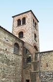 Církev svatý dimitrios v thessaloniki, řecko — Stock fotografie