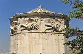 Tower of the wind-Gods at Athens Roman Agora, Greece — Stock Photo