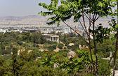 Agora antique d'athènes, grèce — Photo