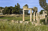 Temple of Artemis of Vravrona at Attica, Greece — Stock Photo