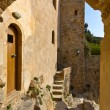 Fortified village of Monemvasia at Greece — Stock Photo