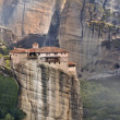 Monastery at Meteora of Kalampaka in Greece — Stock Photo