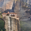 Monastery at Meteora of Kalampaka in Greece — Foto de Stock