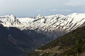Katara horské oblasti v Řecku — Stock fotografie