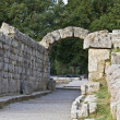 Main entrance at ancient Olympia stadium in Greece - Lizenzfreies Foto