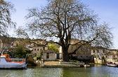 île d'ali pasa à la ville d'ioannina en grèce — Photo
