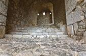 Palamidi castle at Nafplio city in Greece — Stock Photo