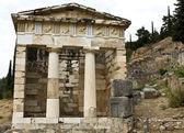 Ancient Delphi in Greece — Stock Photo