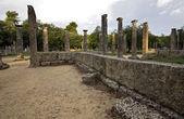 在希腊古奥林匹亚 — 图库照片