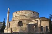 Templo palacio de galerio en thessaloniki, grecia — Foto de Stock