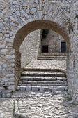 Castle of Nafplio (Palamidi) at Peloponnese , Greece — 图库照片