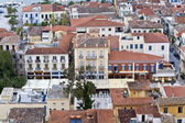 Traditional Nafplio city at Peloponnese, south Greece — Foto de Stock