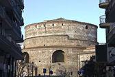 Galerius palace, thessaloniki, yunanistan — Stok fotoğraf