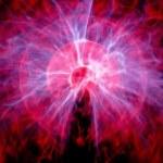 particule explosion même façon artistique création pour arrière-plan — Photo