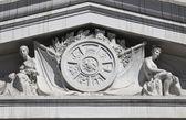 Dettaglio di rilievo in marmo — Foto Stock