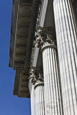 National bank of Greece classic building — Stock Photo
