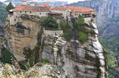 Monastery at Meteora near Kalambaka in Greece — Stock Photo