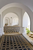 Summer resort at Rhodes island, Greece — Stock Photo