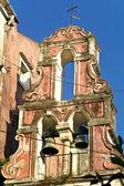 старый отель campanile на острове корфу в греции — Стоковое фото