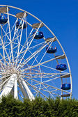"""Big"" wheel or ferris wheel — Stock Photo"